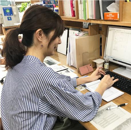 小田製材所 経理 青木陽子
