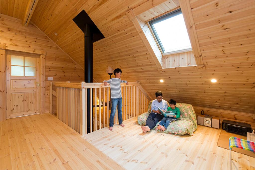 小田製材所の家づくり 安心して暮らせる家